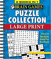 puzzle collection large print for seniors