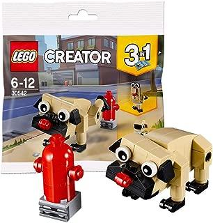 LEGO Creator 3 in 1 Pug, Turkey, and Koala Bear (30542) Bagged