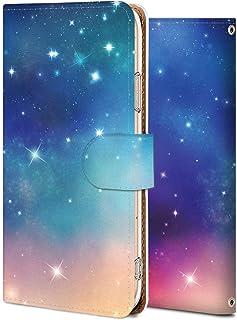 Galaxy Note 9 ケース 手帳型 ギャラクシー ノート9 カバー スマホケース おしゃれ かわいい 耐衝撃 花柄 人気 純正 全機種対応 宇宙8 写真.風景 11958277