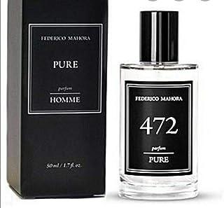 Agua de perfume Pure 472 en aerosol para hombre. Misma fórmula que Creed! Fabricado en la misma fábrica por Drom Fragrance...