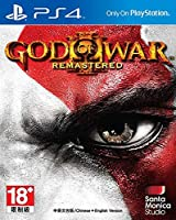 PS4 God of War III Remastered Asian version Chinese + English subtitle English voice (輸入版)