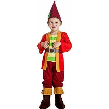 Disfraz de Duende Infantil (3-4 años): Amazon.es: Ropa y accesorios