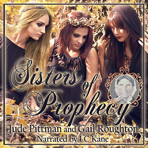 Sisters of Prophecy audiobook cover art
