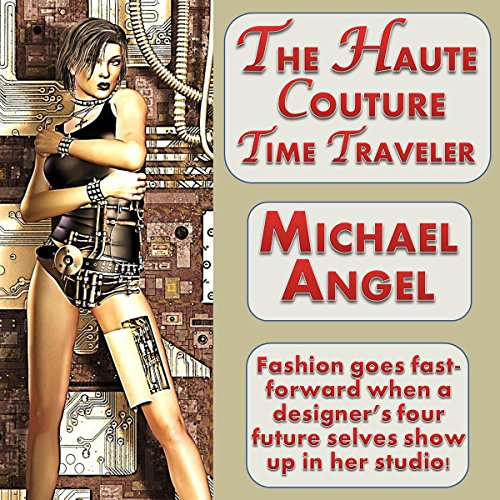 The Haute Couture Time Traveler audiobook cover art