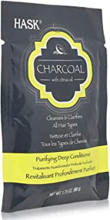 Hask Charcoal With Citrus Oil Purifying Deep Conditioner - 50 gm