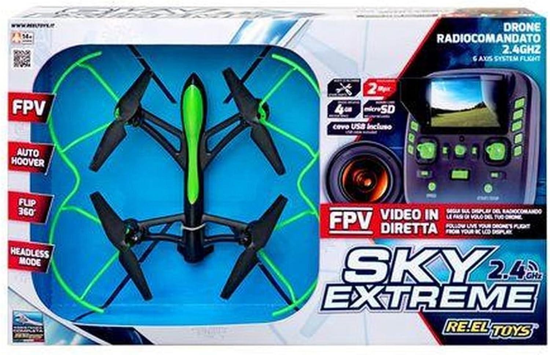 Reel giocattoli REELgiocattoli0432cielo Extreme Drone modellolo