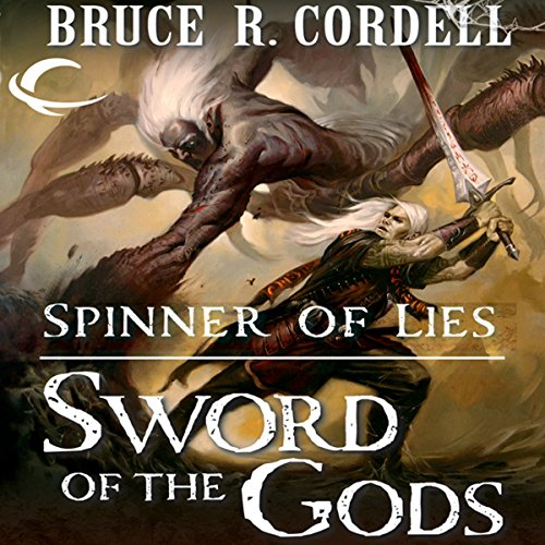 Spinner of Lies audiobook cover art