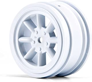 Protoform - Pro-line Racing VTA Front Wheel, White, 26mm (2): VTA Class, PRM276604