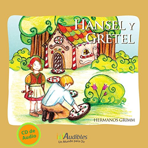 Hansel y Gretel audiobook cover art