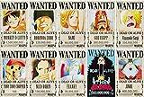 MEIPINPAI Puzzles De Anime De Dibujos Animados 1000 Piezas Puzzle De One Piece De Madera, para Juguetes Educativos para Niños Adultos Juego De Rompecabezas (75 * 50 Cm)-One Piece-A_75x50cm