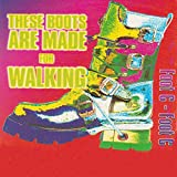 These Boots Are Made For Walking (Toecap Metalzone Mix)
