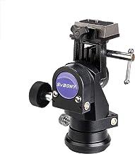 SVBONY SV134 Azimuth Mount Multi-Purpose Slow-Motion Adapter Micro-Adjustment knobs Latitude Adjustment Lock for Telescope...