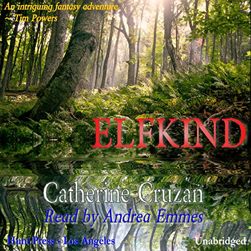 Elfkind audiobook cover art