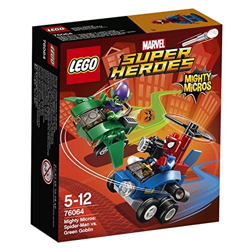 LEGO Marvel Super Heroes 76064 - Mighty Micros