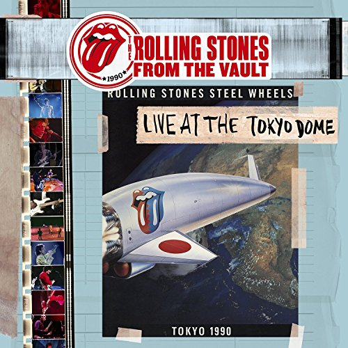 The Rolling Stones From the Vault - Live At the Tokyo Dome (+ 4 LPs) [5 DVDs]