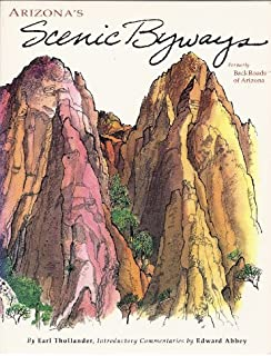 Arizona's Scenic Byways by Earl Thollander (1992-04-02)