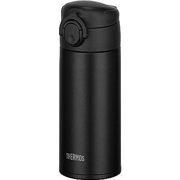 【食洗機対応モデル】サーモス 水筒 真空断熱ケータイマグ ワンタッチオープンタイプ 0.35L ブラック JOK-350 BK