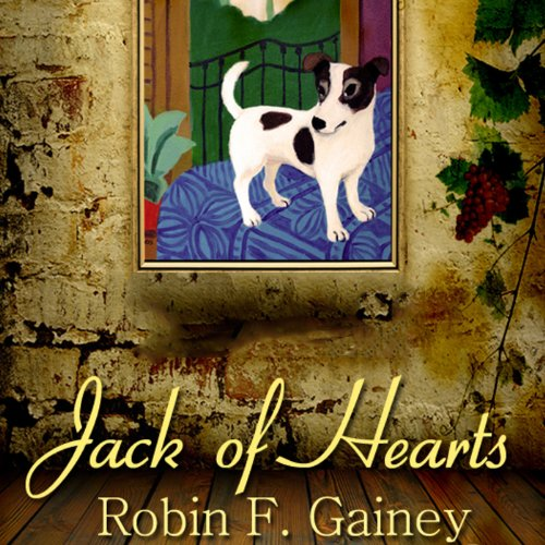 Jack of Hearts audiobook cover art