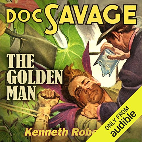 The Golden Man cover art