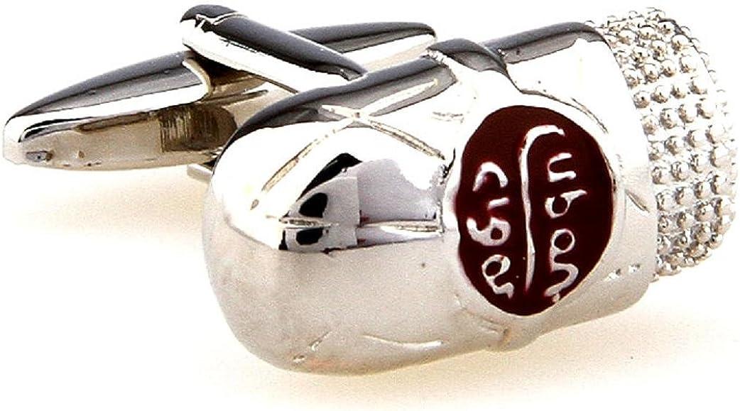 MRCUFF Cuban Cigar Max 45% OFF Pair Cufflinks Department store in Box P Gift Presentation a