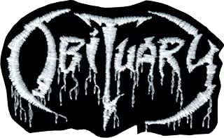 Best obituary band patch Reviews