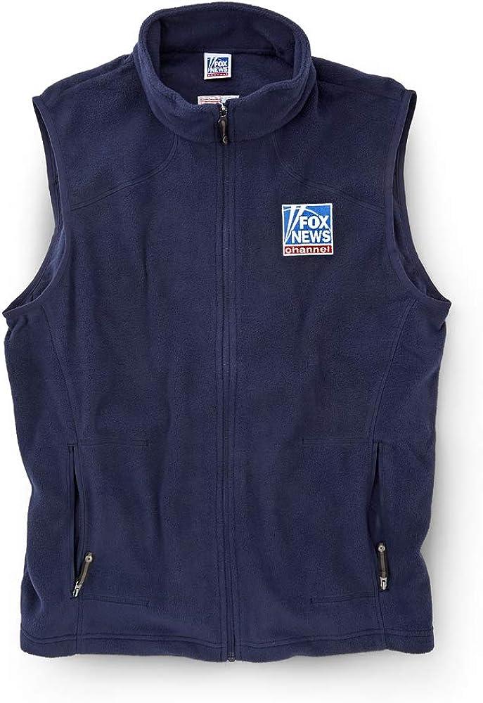 Fox News Fleece Vest
