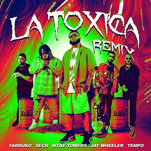 Farruko, Sech & Myke Towers feat. Jay Wheeler & Tempo