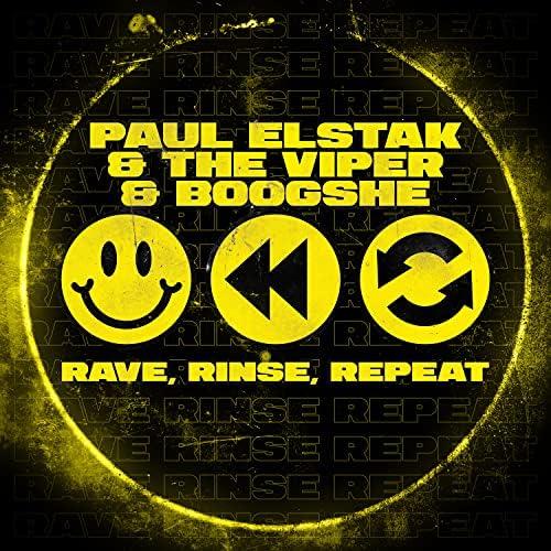 Paul Elstak, The Viper & Boogshe