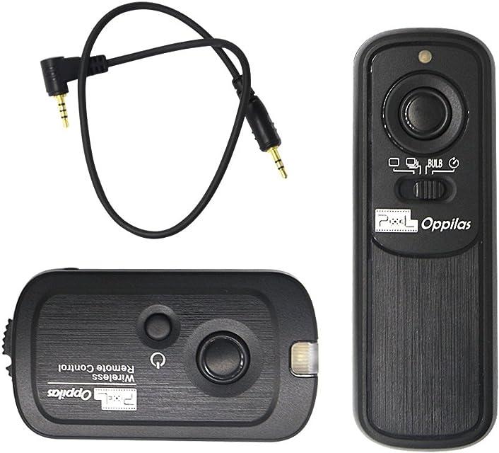 Pixel RW-221 E3 Mandos a Distancia Inalámbrico Disparador de Control Remoto para Canon Digital SLR cámara