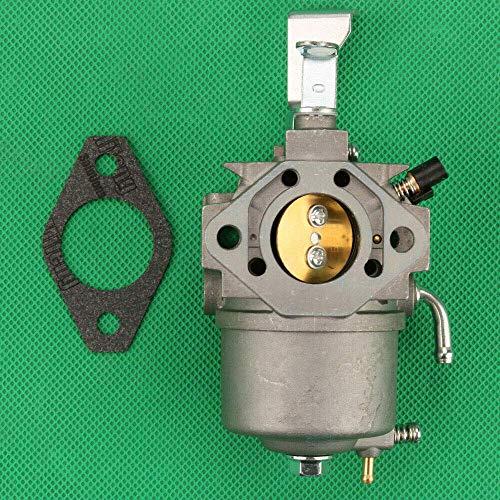 Piezas de repuesto para carburador Huq para Cub Cadet 2130 2135 Cc109 Cc10M Gt2542 Walk-Behind Cortacésped Carburador reemplaza