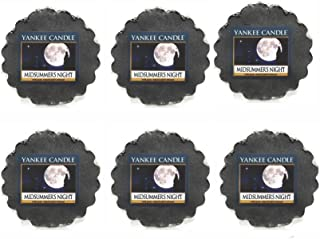 yankee candle midsummers night wax melts