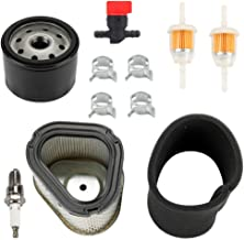 Harbot GY20661 Air Filter with Oil Filter Maintence Kit for LT150 LT160 LX255 LX266 L110 GT225 GS25 GS30 GS45 GS75 7G18 G1...