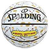 SPALDING(スポルディング) バスケットボール ビーバス アンド バットヘッド ラバー 5号球 84-069J バスケ バスケットボール 84-069J