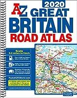 Great Britain Road Atlas 2020 (A4 Spiral)