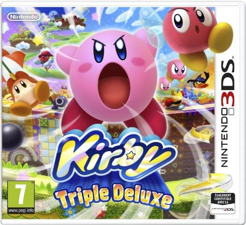 Kirby : Triple Deluxe - Nintendo 3DS - [Edizione: Francia]
