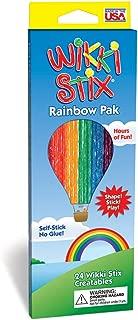 WikkiStix Rainbow Pak