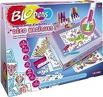 Lansay - Blopens Super Centre d'activites decos Magiques -23640
