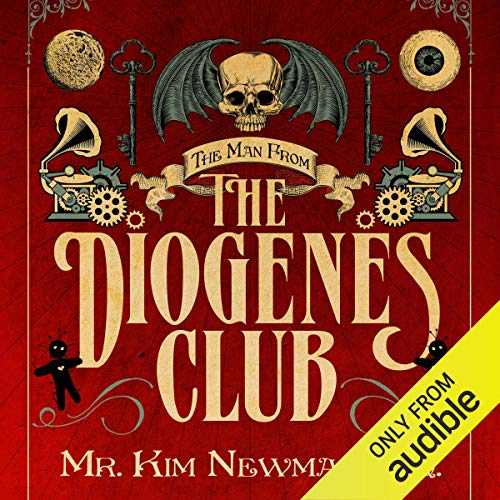 Couverture de The Man from the Diogenes Club