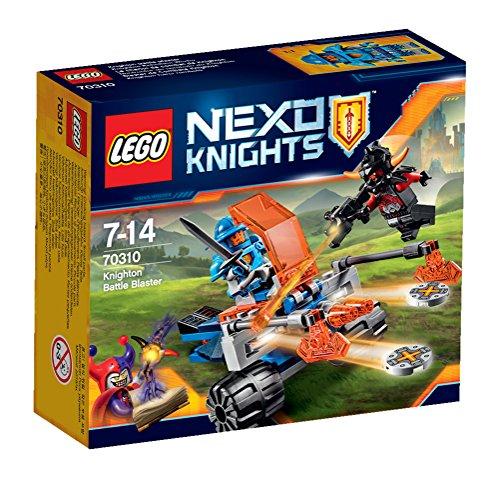 LEGO Nexo Knights 70310 - Knighton Scheiben-Werfer