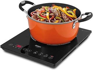 Cooktop de Indução 1 Boca Preto Smart Chef Philco - 110v