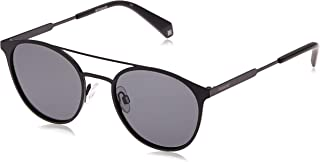Polaroid Unisex Sunglasses Oval PLD2052/S Grey Pz