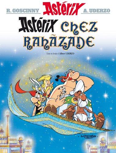 Asterix 28: Astérix chez Rahazade (francés)