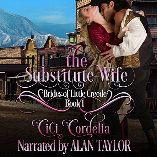 The Substitute Wife audiobook cover art