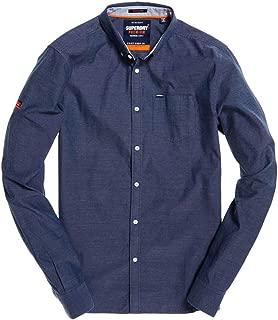 Superdry Men's Premium University Oxford Button-Down Shirt