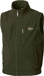 Drake MST Layering Vest (Olive, Large)