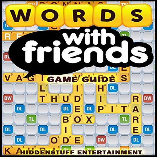 Words with Friends Game Guide audiobook cover art