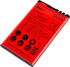 SLLEA Universal LCD Battery Charger for Nokia C3 Lumia 520 521 5230 Nuron XpressMusic