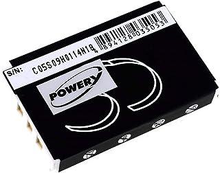 Powery Batería para Logitech diNovo Edge