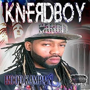 Knerdboy Hood Kampain