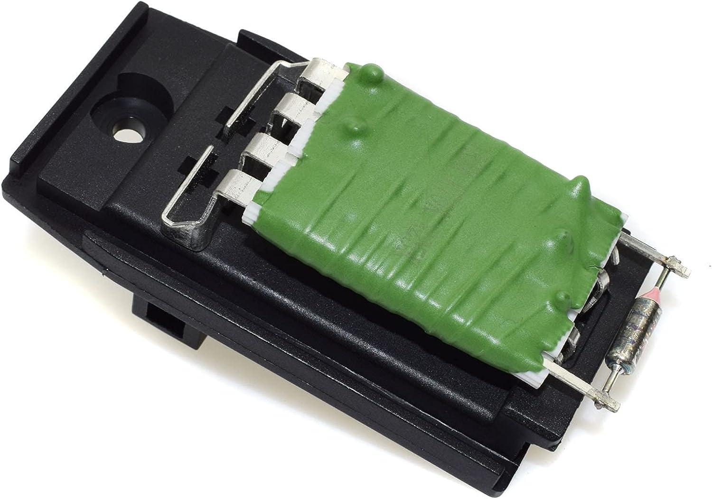 OooyaA Calentador Motor Blower Resistor/Fit para Ford Mondeo MK III ST220 2002-2006 1311115 XS4H18B647AA XS4H-18B647-AA Resistencia del Ventilador del Soplador del Motor del Calentador